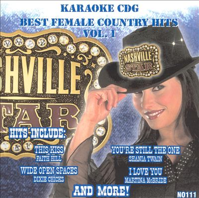 Nashville Star Best Female Country Hits, Vol. 1