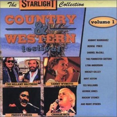 Country & Western Festival, Vol. 1