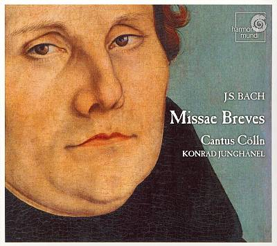 J.S. Bach: Missae Brevis