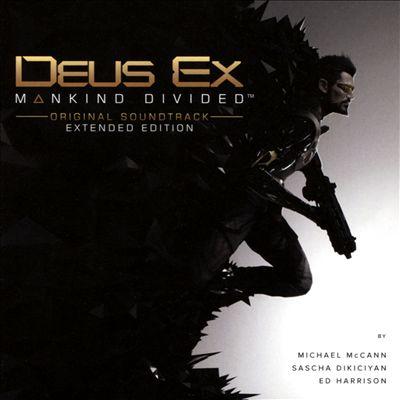 Deus Ex: Mankind Divided [Original Game Soundtrack]