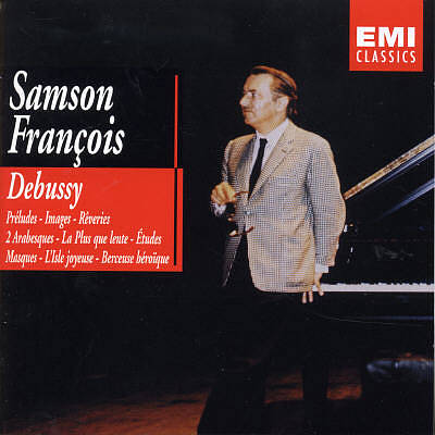 Debussy: Works For Piano [United Kingdom]