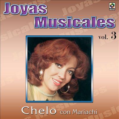 Joyas Musicales: Cuando Salgo a Los Campos, Con Mariachi, Vol. 3