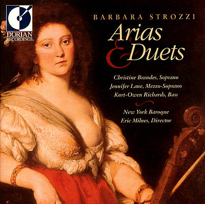 Barbara Strozzi: Arias & Duets