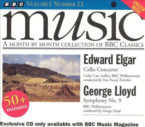 Elgar: Cello Concerto; Lloyd: Symphony No. 9