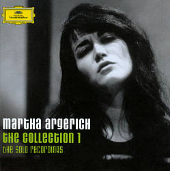 Martha Argerich, The Collection, Vol. 1: The Solo Recordings