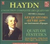 Haydn: Collection Complete des Quatuors, Vol. 5 - Les Quatuors Oeuvre 50me