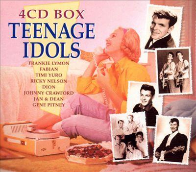 Teenage Idols [4 Discs]