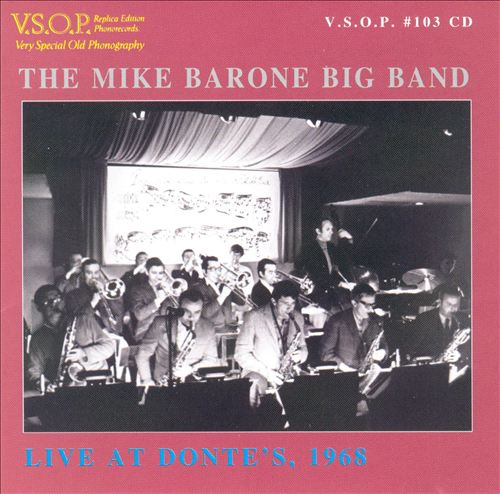 Live at Donte's 1968