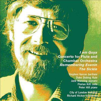 Nigel Osborne: Flute Concerto