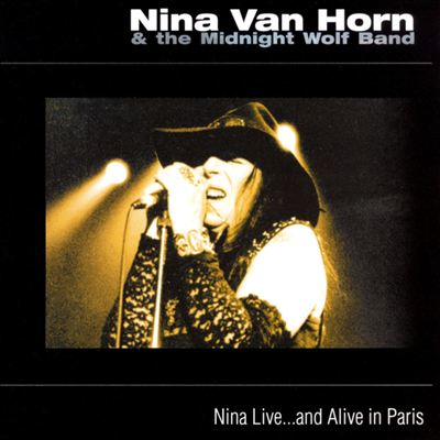 Nina Live... And Alive in Paris