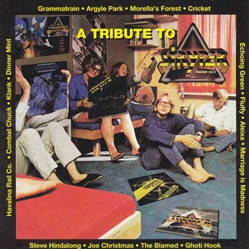 Sweet Family Music: Stryper Tribute