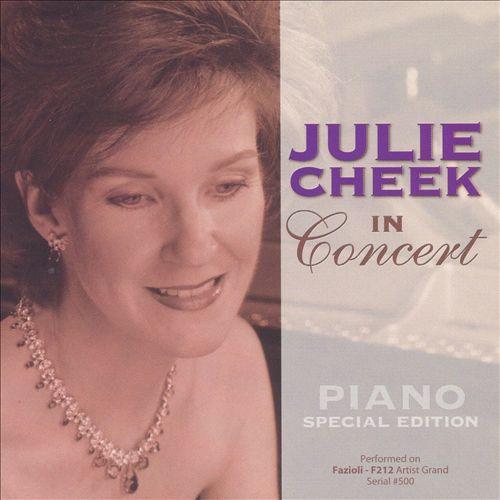 Julie Cheek in Concert