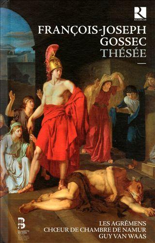 Gossec: Thésée [Includes Book]