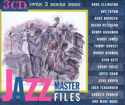 Jazz Master Files [Box Set]