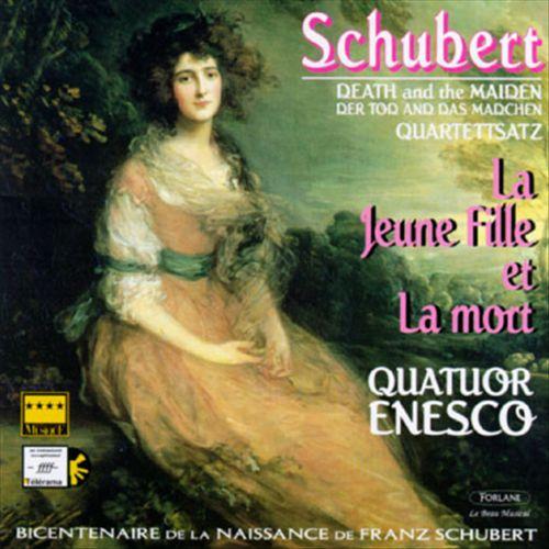 Schubert: La Jeune Fille et La Mort