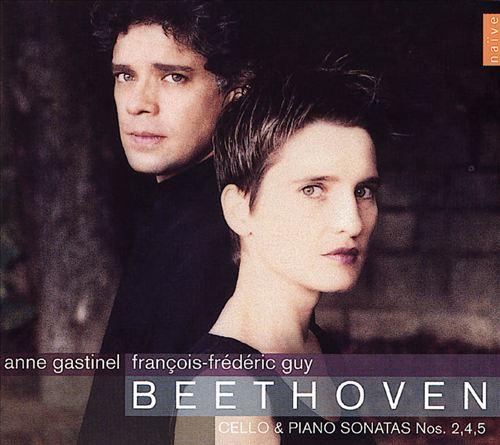 Beethoven: Cello and Piano Sonatas Nos. 2, 4, 5