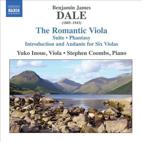 Benjamin James Dale: The Romantic Viola