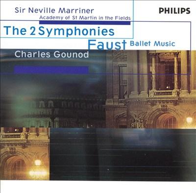 Gounod: The 2 Symphonies; Faust Ballet Music
