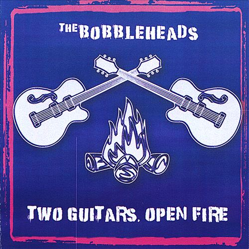 Two Guitars, Open Fire