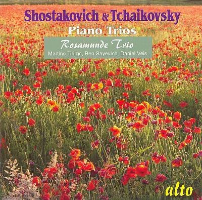 Shostakovich & Tchaikovsky: Piano Trios