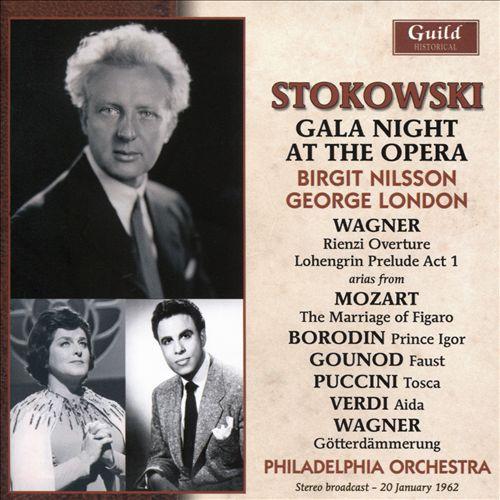 Gala Night at the Opera