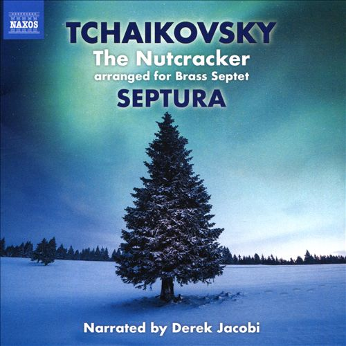 Tchaikovsky: The Nutcracker arranged for Brass Septet