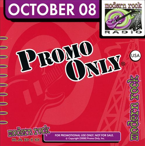 Promo Only: Modern Rock Radio (October 2008)