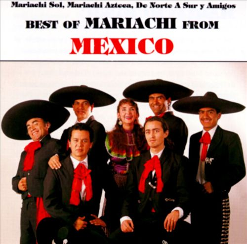Best of Mariachi from Mexico