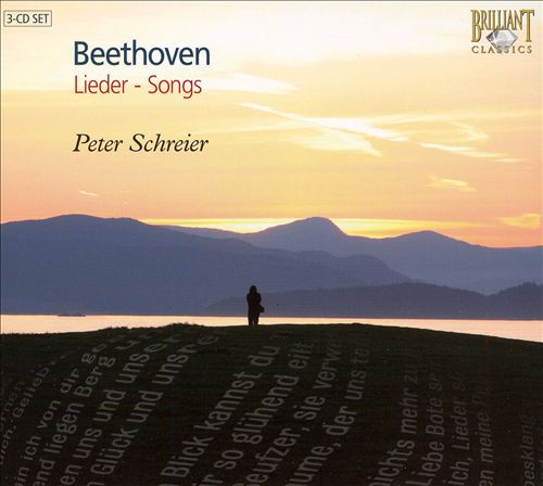 Beethoven: Lieder - Songs