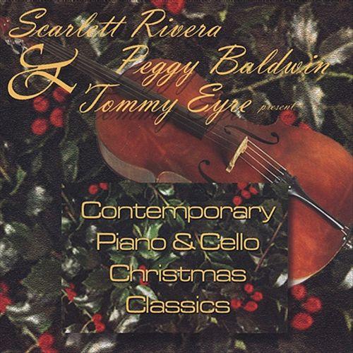 Contemporary Piano and Cello Christmas Classics