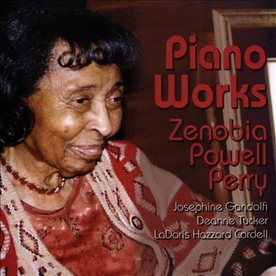 Zenobia Powel Perry: Piano Works