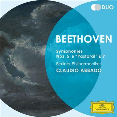 "Beethoven: Symphonies Nos. 5, 6 ""Pastoral"" & 9"