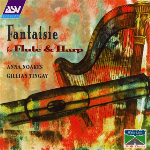 Fantaisie for Flute and Harp