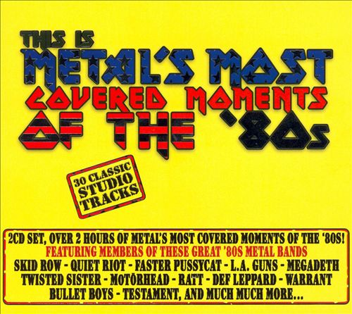 This Is Metal's Most Covered Moments of the 80's