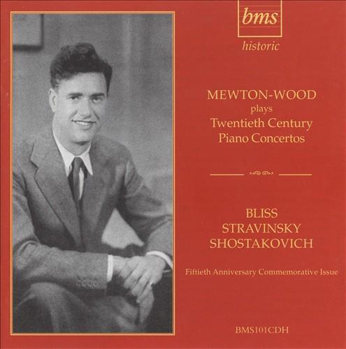 Twentieth-Century Piano Concertos