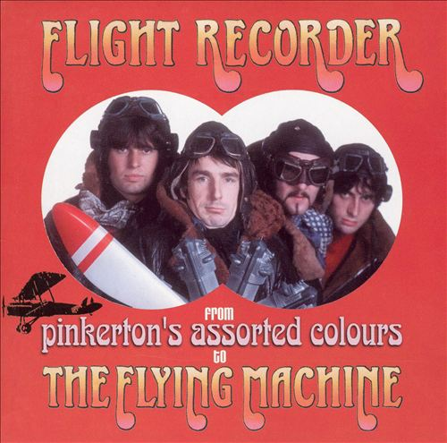 Flight Recorder: From Pinkertons Assorted Colours To The Flying Machine