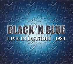 Live in Detroit 1984