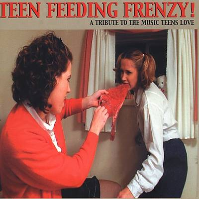 Teen Feeding Frenzy