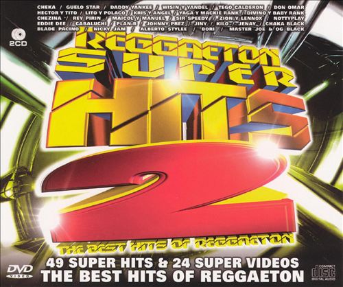 Reggaeton Super Hits, Vol. 2