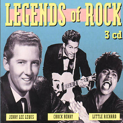 Legends of Rock [Goldies Box Set]