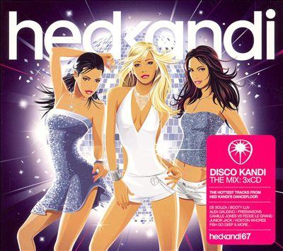 Hed Kandi: Disco Kandi - The Mix