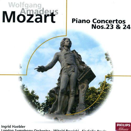 Mozart: Piano Concertos Nos. 23 & 24 [Canada]