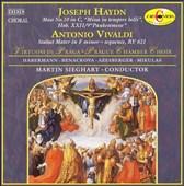 Joseph Haydn: Mass No. 10; Antonio Vivaldi: Stabat Mater in F minor