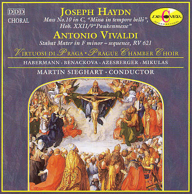 Joseph Haydn: Mass No. 10; Antonio Vivaldi: Stabat Mater in F minor