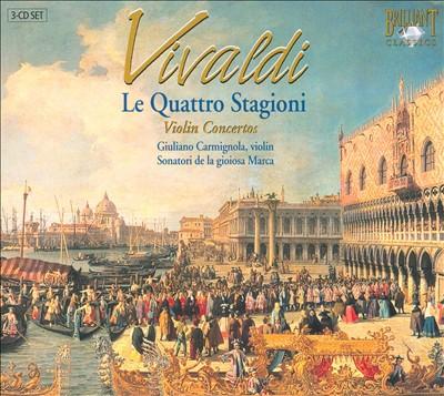 Vivaldi: Le Quattro Stagioni; Violin Concertos