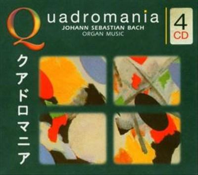 J.S. Bach: Organ Works [Germany]