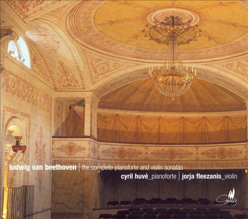 Beethoven: The Complete Pianoforte & Violin Sonatas