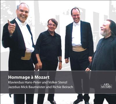 Hommage à Mozart