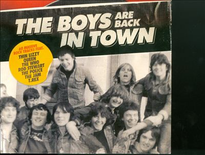 The Boys Are Back in Town 2012