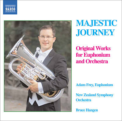 Majestic Journey: Original Works for Euphonium and Orchestra